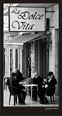 """""""La Dolce Vita"""",  Ragusa, Sicilia"""