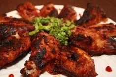 Yum! Yum! Yum!: Spicy Chicken Wings