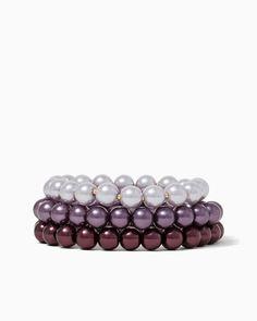 Beaded Glee Bracelet Set   UPC: 410006981928 #charmingcharlie #COTM