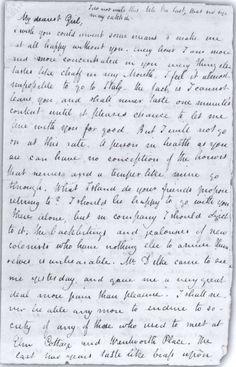 The Love Letters of John Keats