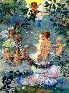 Harold Gaze fairi art, fantasi, fairies, harold gaze, ferri, faeri, fairi magic, beauti art, elves