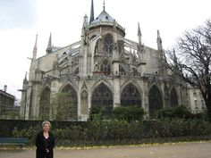 Notre Dame in Paris...a favorite spot to visit.