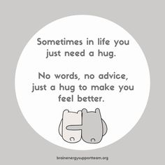 Sending hugs to all that need one. 💚🤗 #TBITalk #MondayMotivation #community #communitylove #quoteoftheweek #hugs #friendship