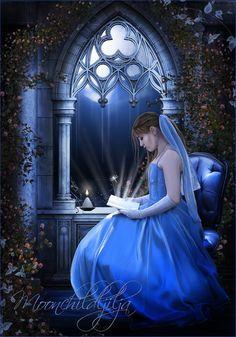 Night Magic Dream... by moonchild-ljilja.deviantart.com on @deviantART