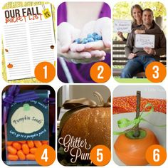 50 Fun, Fall Date Ideas