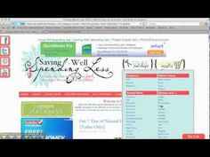 website helping you to learn how to get great deals with coupons. also shows you how to start couponing with out being overwhelmed. great site for those with home daycares, toddler(s), and big families (5+ people)