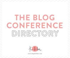 The Conference Directory