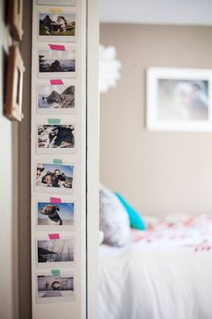 washi tape for photos