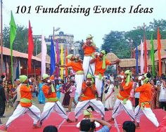 101 Fundraising Events Ideas - A long list of fundraiser event ideas worth checking out. Basically, the more fun and unique you make your event idea, the better the fundraising. Think Zombie Fun Run or Pirate Scavenger Hunt or Superhero Thumb Wrestling Championship. Be bold, be fun, be fundraising!