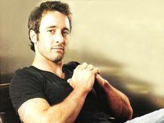 Alex O'Loughlin from Hawaii 5-0. yep. Aussie :)