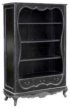 Moulin Noir Bookcase...ooooohhhh
