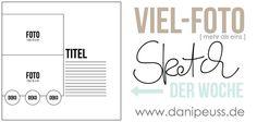 Viel-Foto Sketch der Woche von www.danipeuss.de #dpSketchDerWoche