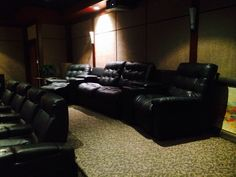Man cave for Chris