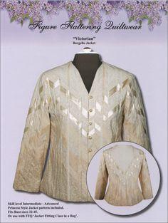 Victorian Jacket Pattern - 8
