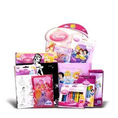 Disney Princess gift basket for girls