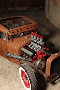 Hot Rod Shop 30 Dodge Pickup