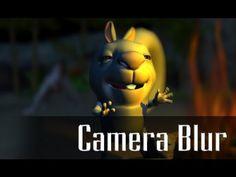 Camera Blur in Maya