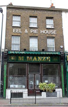 M. Manze: Eel  Pie House