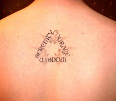 Infinity is a floorless room without wal by anonymous for Tattoo addiction albany ga