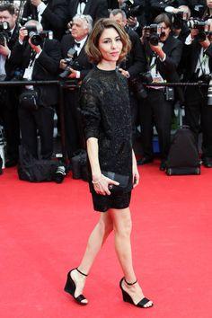 Sofia Coppola at Cannes 2014