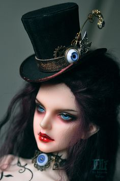 Julia Cross BJD | Flickr