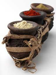 East African spices