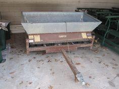 Turfco Meter Matic III Topdresser for sale