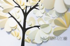 Wedding Guestbook Alternative  Custom Guestbook Tree by MioGallery, $190.00
