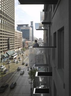 The Avenue on Portage   5468796 architecture; Photo: James Brittain Photography   Archinect