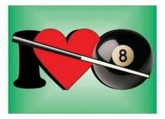 For the Love of Billiards