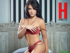 Lisset wallpapers Revista H x4 HQ | FamosasMex