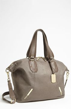Vince Camuto 'Annette' Leather Satchel | Nordstrom