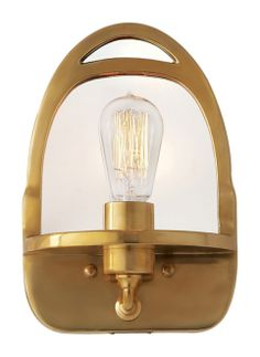 WESTBURY MIRRORED SCONCE