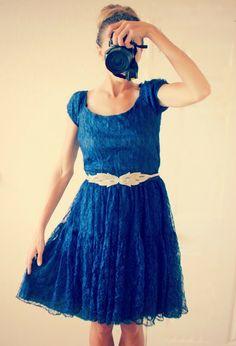 Trash To Couture... Belt idea