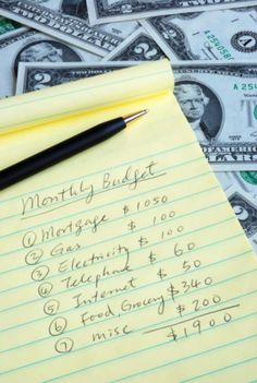If you don't already have a budget for apartment living, here's a quick step-by-step guide to getting started.