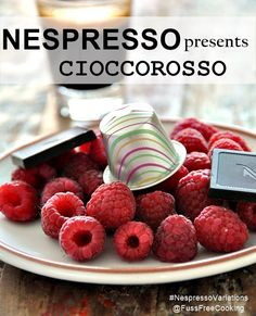 Nespresso Cioccorosso | Photography by Emily Tan @FussFreeCooking @Nespresso Australia #NespressoVariations