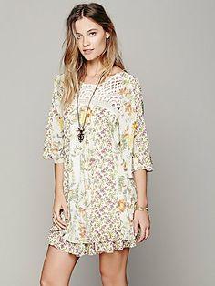 style, cloth, peopl magic, dresses, gardens, free peopl, magic garden, people, garden dress