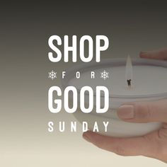 Shop for Good Sunday