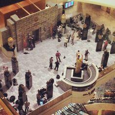 Mockingjay movie set photos