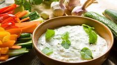 5 healthy dips that only taste fattening--Tanya Zuckerbrot for Fox News Blog