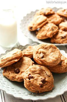 Butterscotch Pudding Cookies