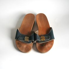 Dr Scholls exercise sandals...I wish they still made them like they used to