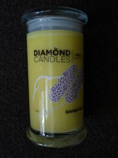 Diamond Candles - each one has a ring of unknown value inside!