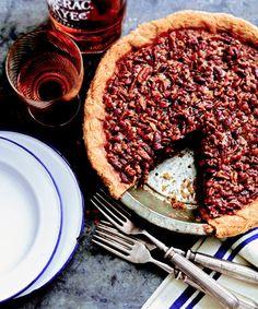 Maple Pecan Pie Recipe | Leite's Culinaria