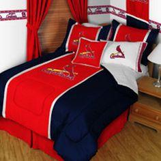 St. Louis Cardinals Bedding