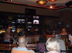 Duelling Piano Bar, Hurrah's, Las Vegas. Fun, fun, fun.