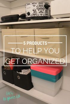 5 Products To Help Y