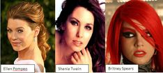 3-red hairstyle shades for cool skin tones