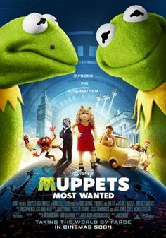 Watch Muppets Most Wanted (2014) Free Online - Megavideo Movie Torrents film, disney movies, movi poster, galleri, famili, the muppets, frogs, posters, family movies