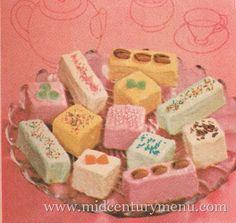 Minute Angel Creams, 1955 – The Vintage Cake Corner